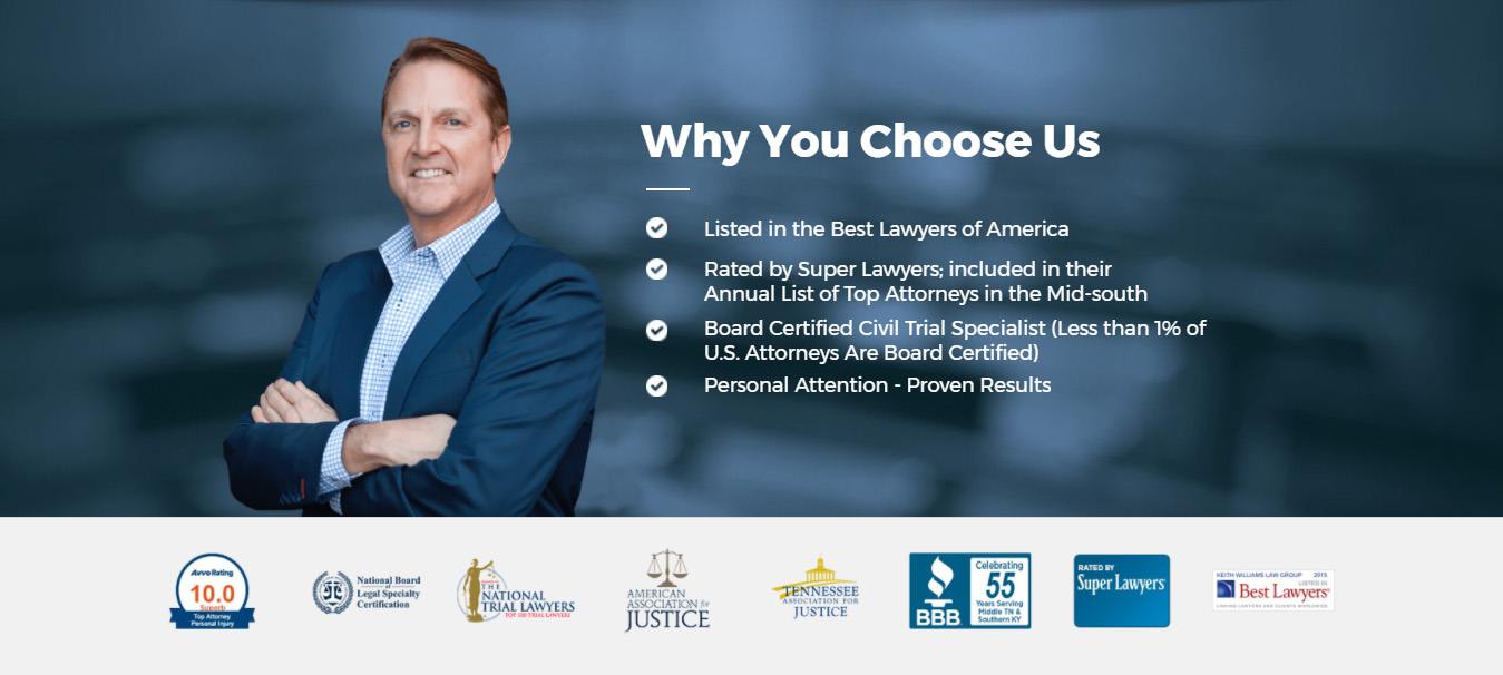 Lebanon TN Personal Injury Attorney