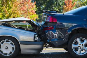 rear end car accident in Nashville, TN
