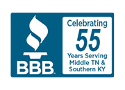 Nashville Tennessee Better Business Bureau Logo