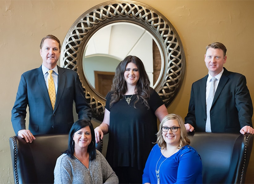 Team of Personal Injury Attorneys at Keith Williams Law Group