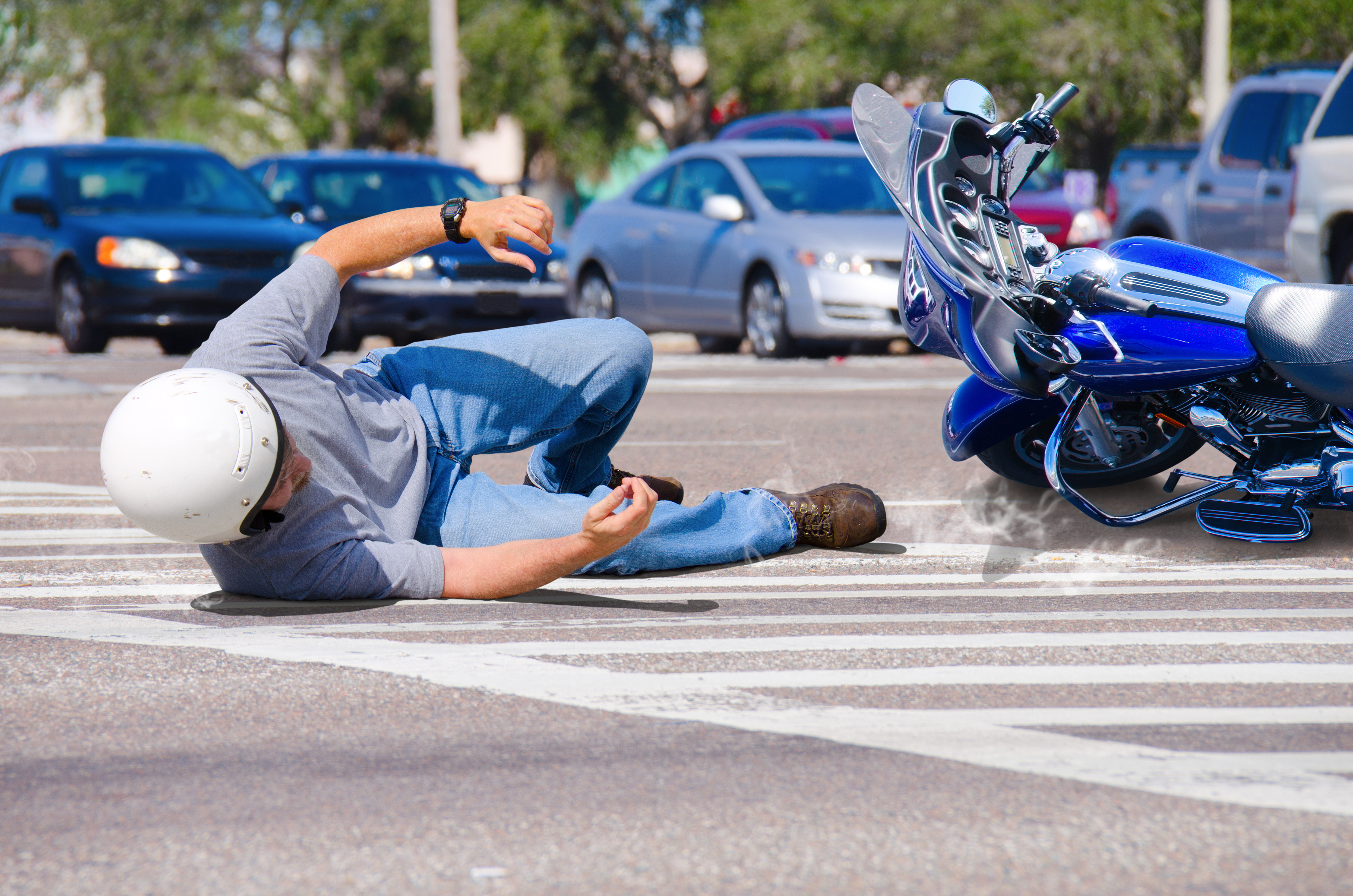 7 Reasons Why You Need a Motorcycle Accident Attorney