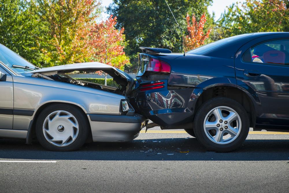 East Nashville Car Accident