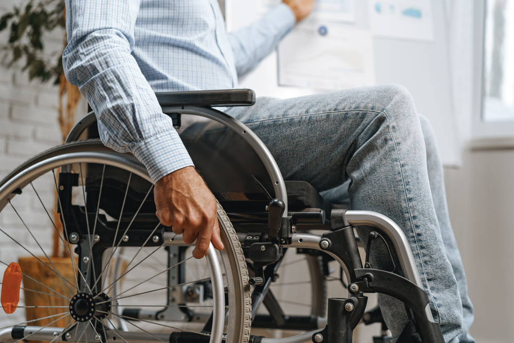 Permanent disability from a truck accident